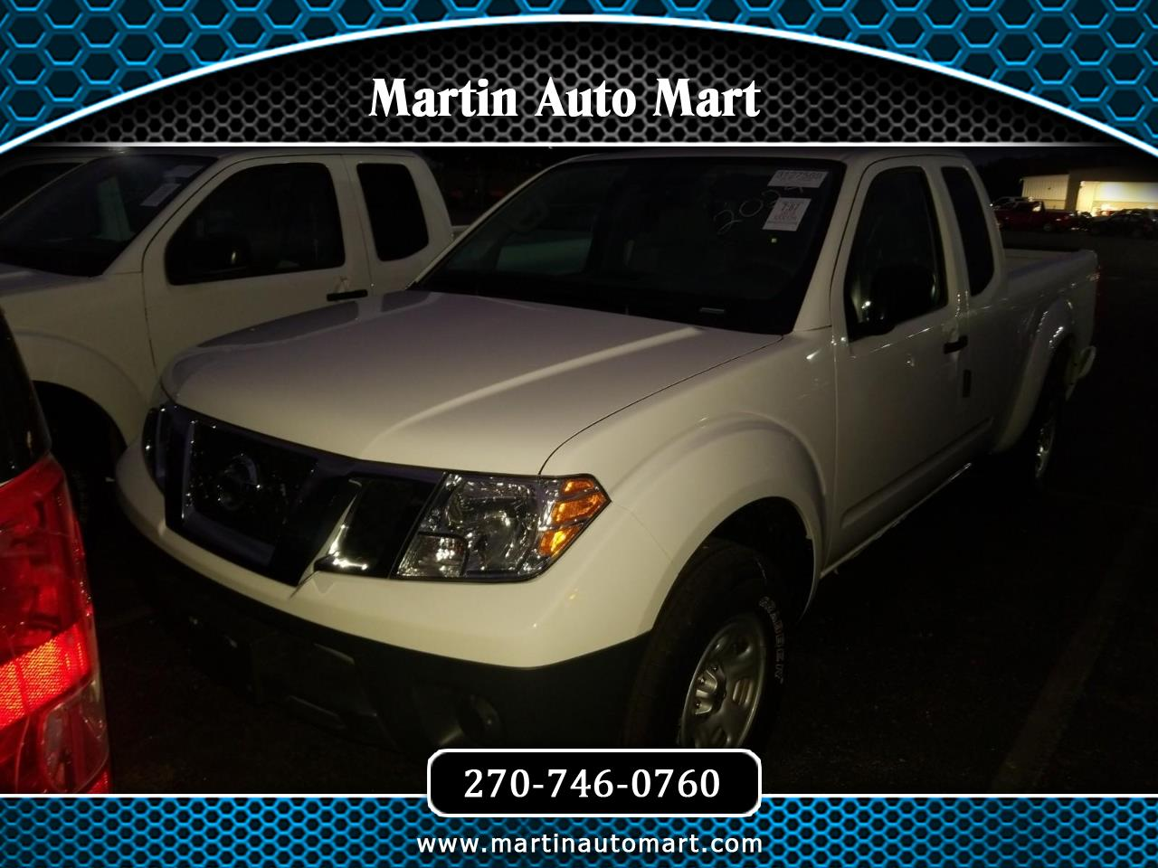 2018 Nissan Frontier King Cab 4x2 S Auto