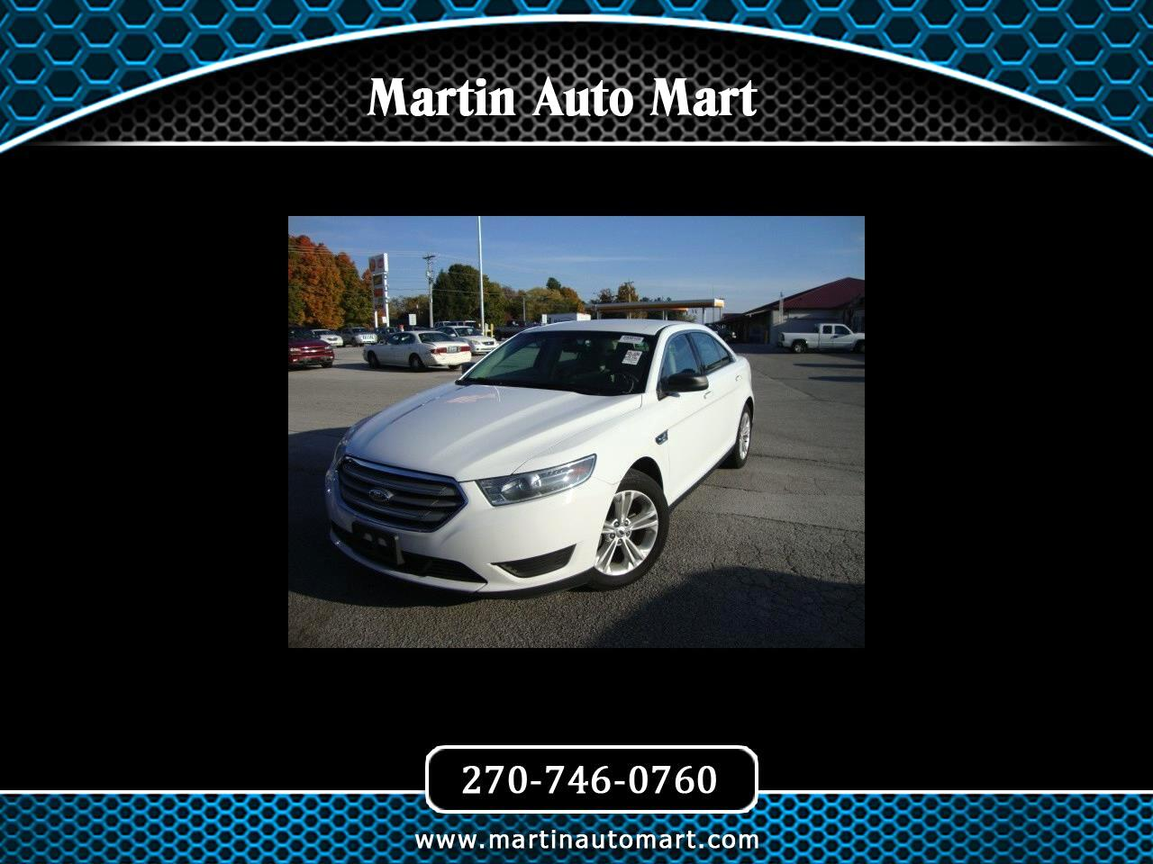 Ford Taurus 4dr Sdn SE FWD 2015