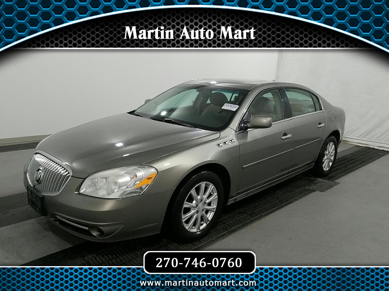 Buick Lucerne 4dr Sdn CXL 2011