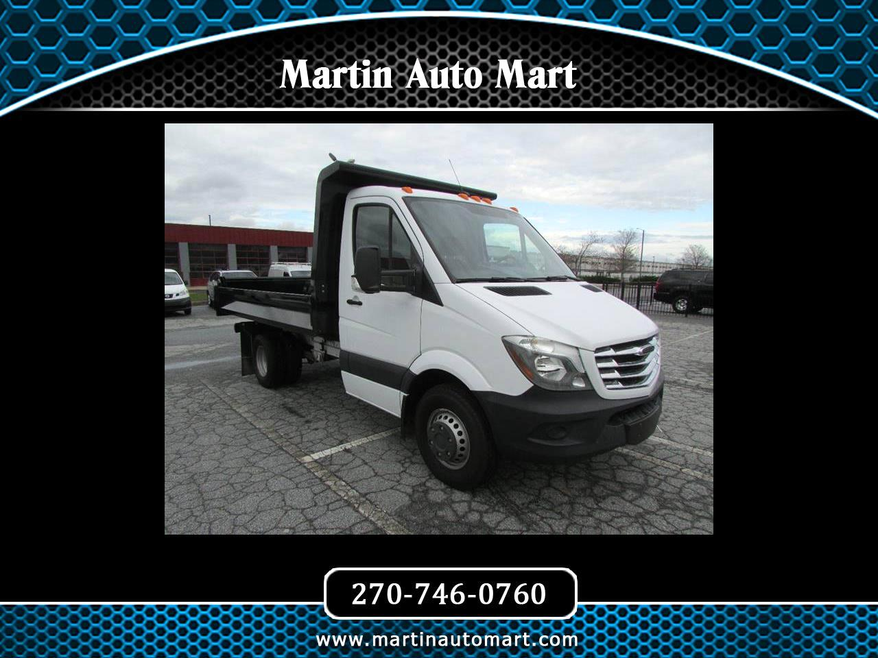 "Freightliner Sprinter Chassis-Cabs 2WD Reg Cab 144"" WB 2016"