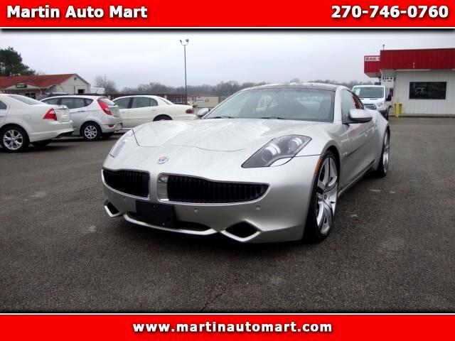 2012 Fisker Karma Collector's Edition