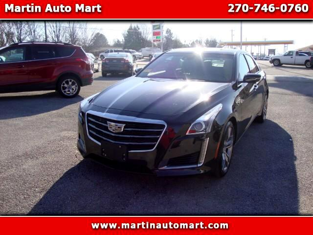 2015 Cadillac CTS 3.6L Twin Turbo Vsport Premium RWD