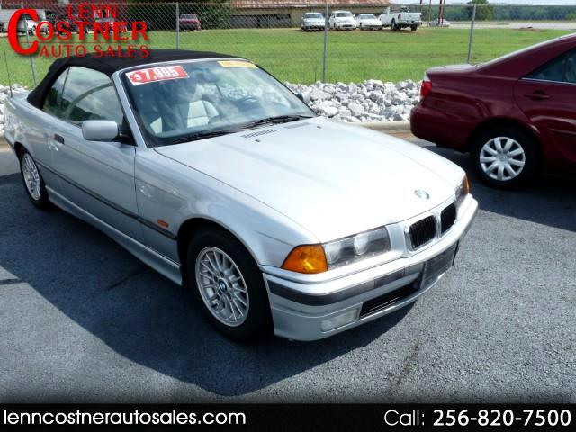 1998 BMW 3 Series 328ICA 2dr Convertible Auto