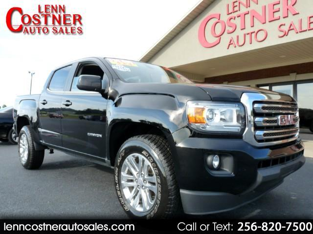 2017 GMC Canyon 4WD Crew Cab 128.3