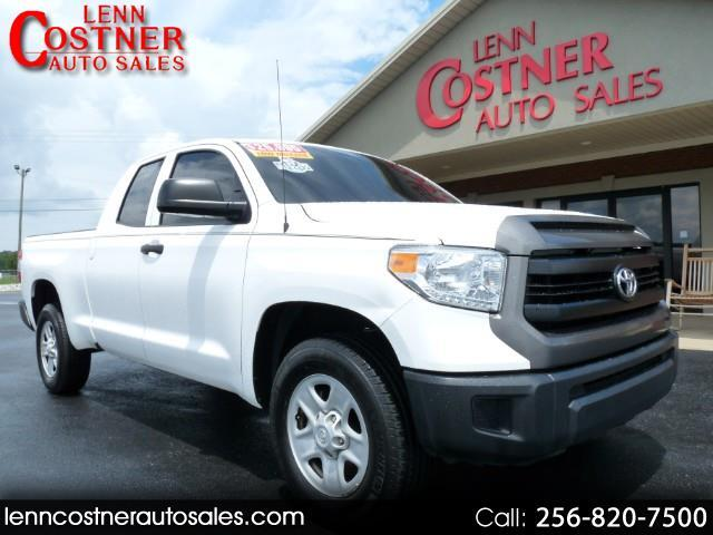 2016 Toyota Tundra 2WD Truck Double Cab 4.6L V8 6-Spd AT SR5 (Natl)