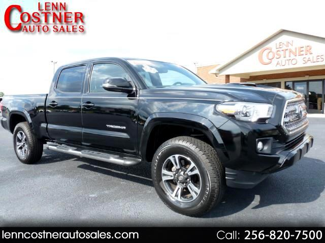 2016 Toyota Tacoma 2WD Double Cab LB V6 AT TRD Sport (Natl)