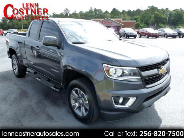"2016 Chevrolet Colorado 2WD Ext Cab 128.3"" Z71"