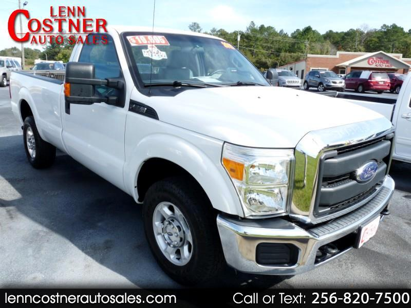 2015 Ford Super Duty F-250 SRW 2WD Reg Cab 137