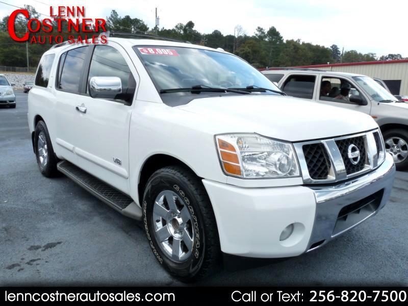 2007 Nissan Armada 2WD 4dr LE FFV