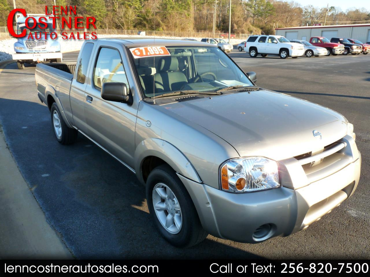 2004 Nissan Frontier 2WD XE King Cab I4 Auto