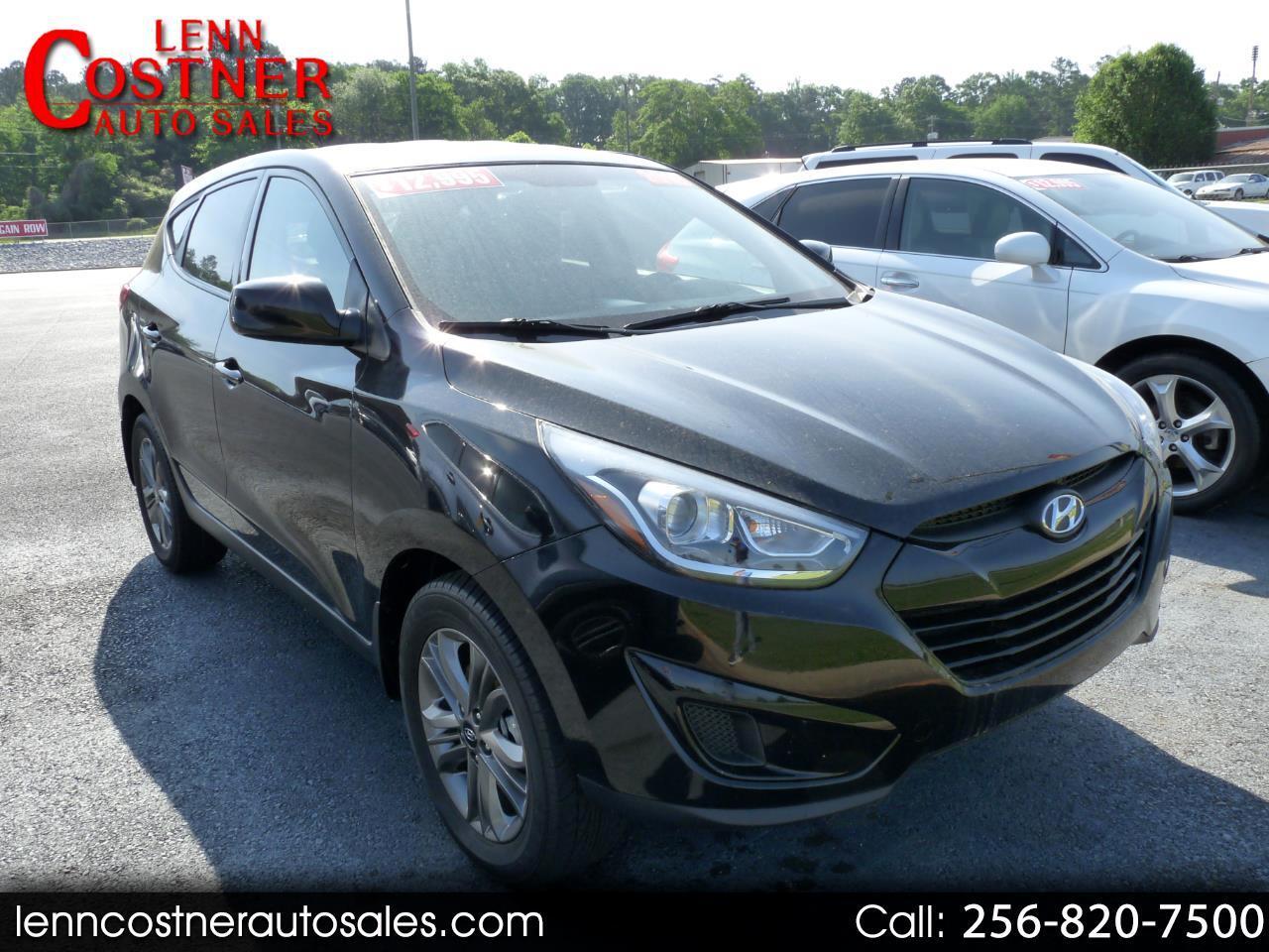 2015 Hyundai Tucson FWD 4dr GLS