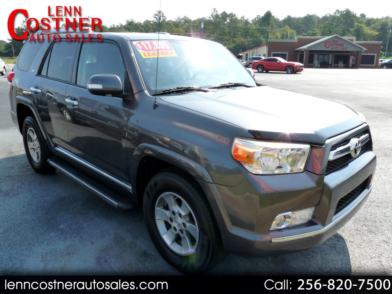2010 Toyota 4Runner RWD 4dr V6 Limited (Natl)
