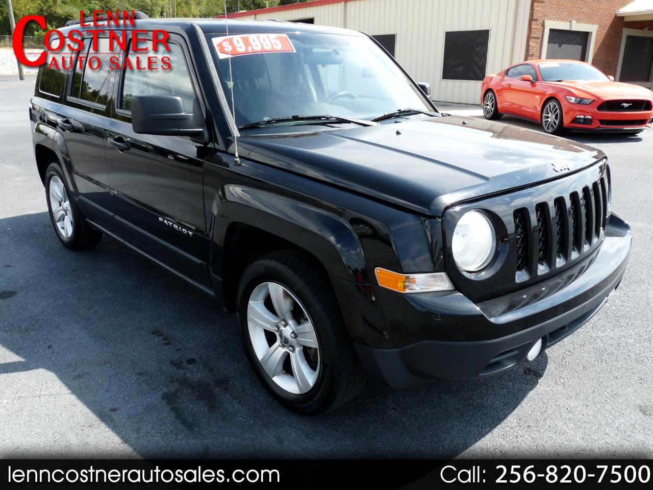 Jeep Patriot FWD 4dr Latitude 2013