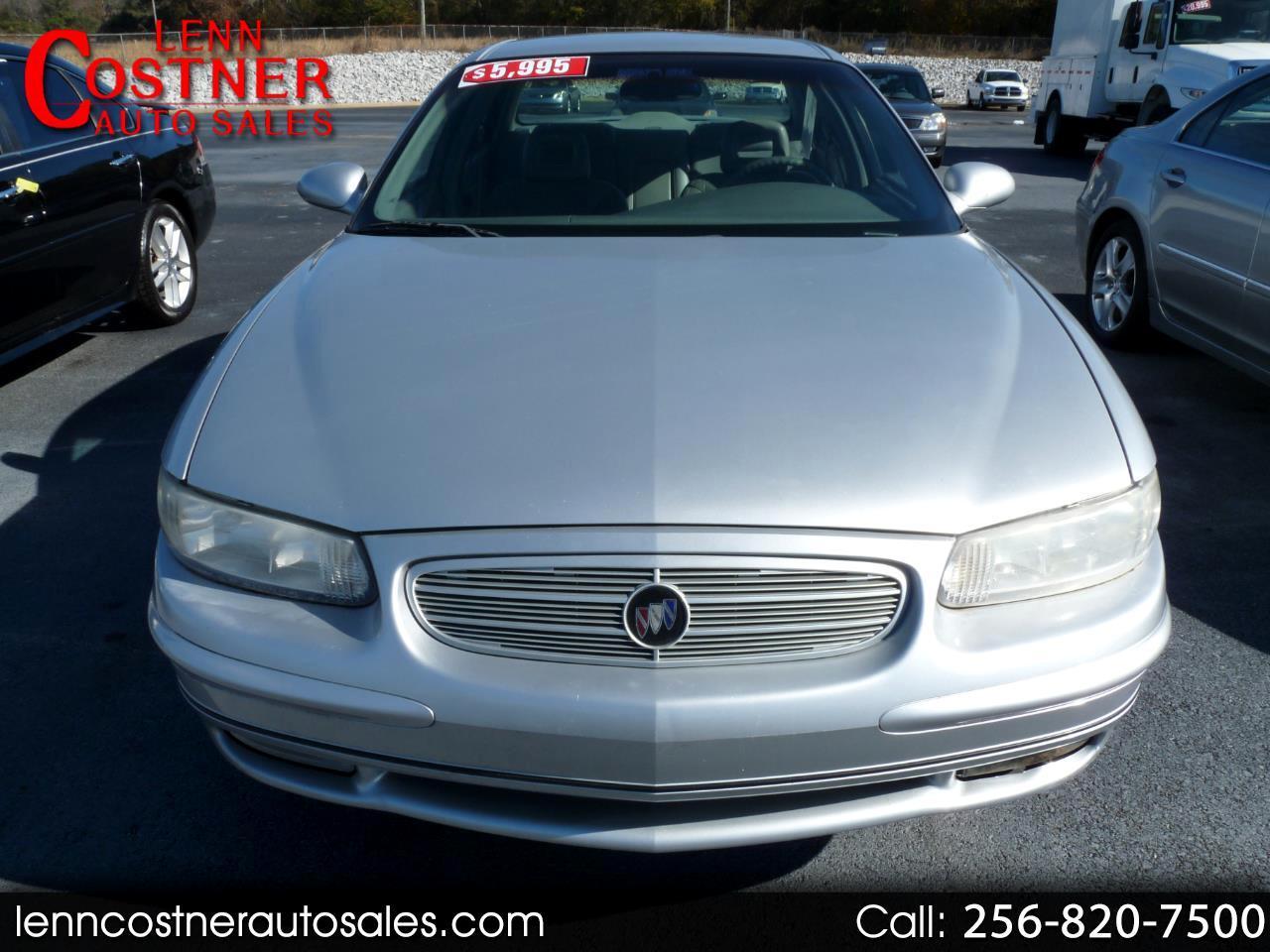 Buick Regal 4dr Sdn LS 2002