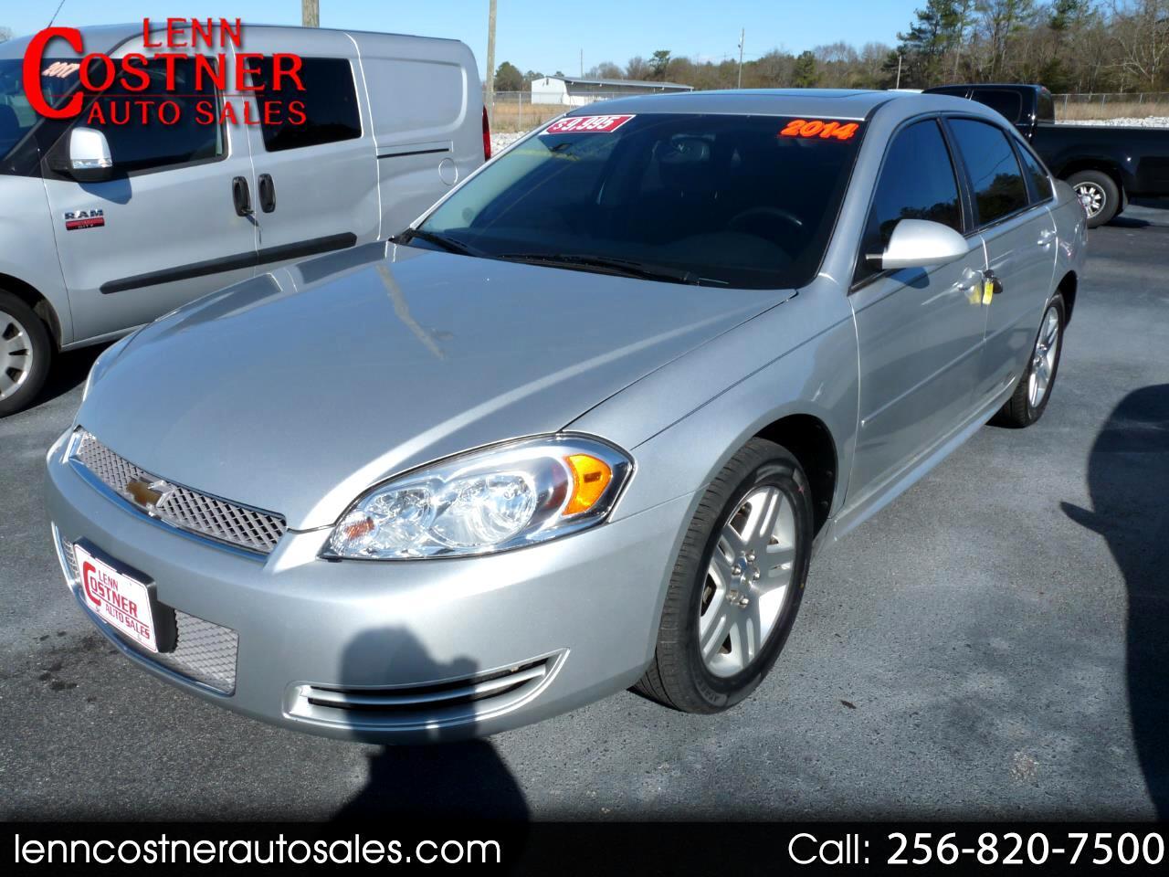 Chevrolet Impala Limited 4dr Sdn LT Fleet 2014