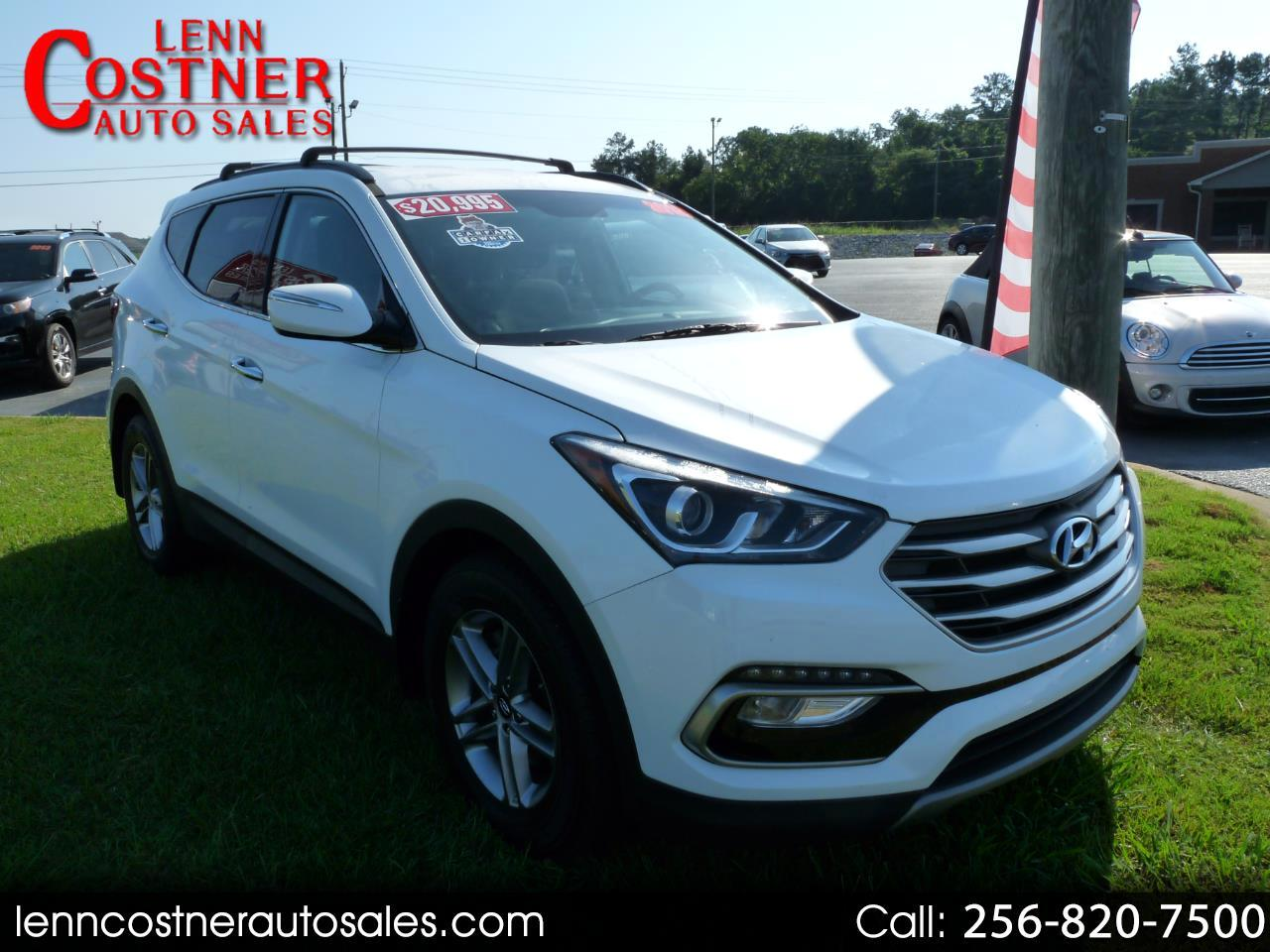 Hyundai Santa Fe Sport 2.4L Auto 2018