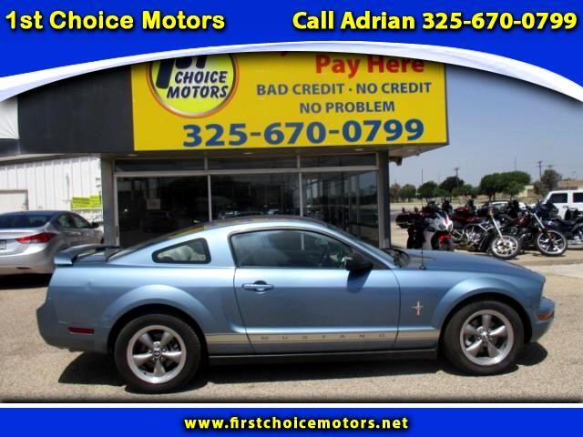 2006 Ford Mustang V6 Standard Coupe