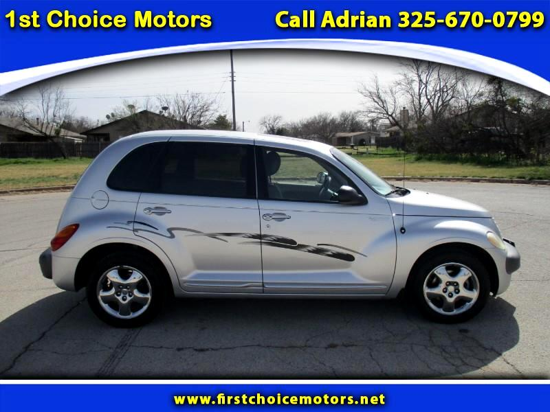 2001 Chrysler PT Cruiser Base