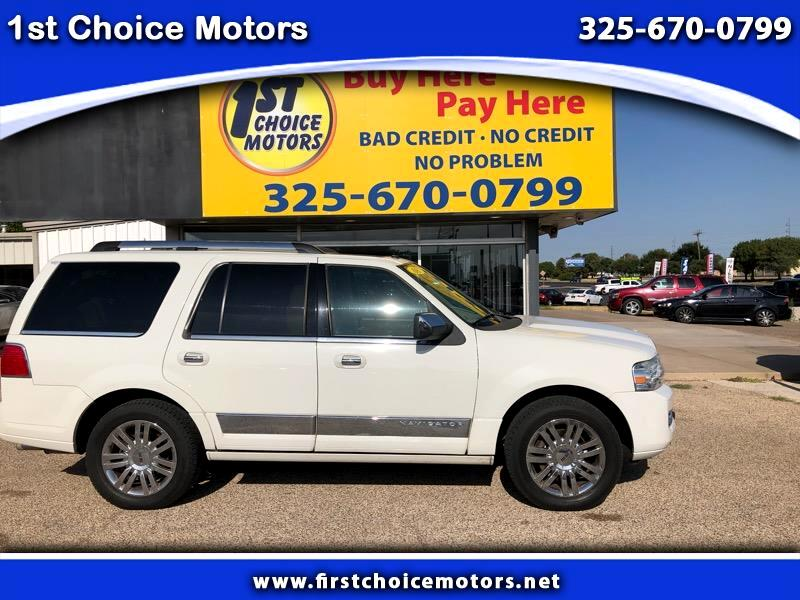 2008 Lincoln Navigator 2WD Luxury