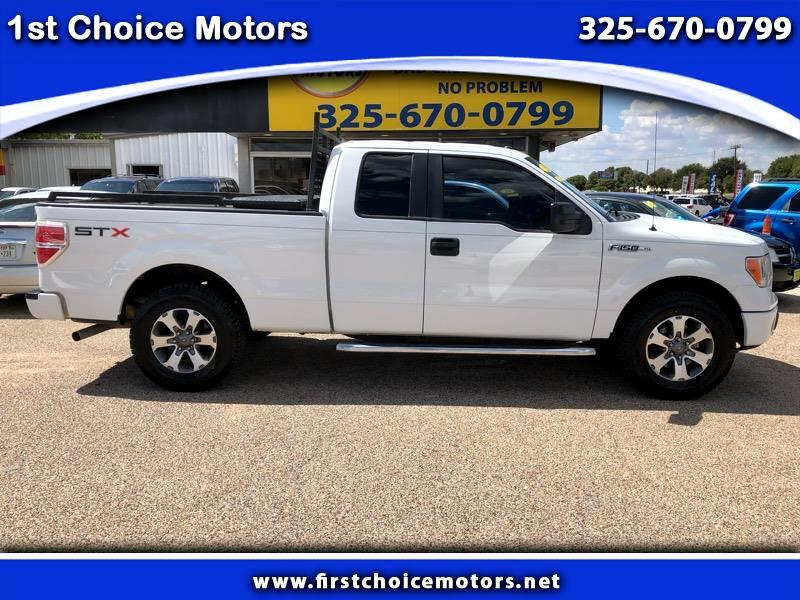 2013 Ford F-150 XL SuperCab 8-ft. Bed 2WD