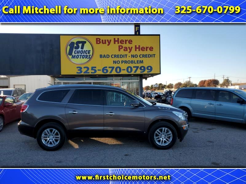 Buick Enclave CX AWD 2009