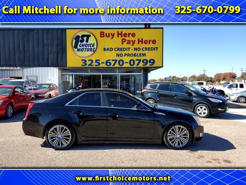 Cadillac CTS 3.6L Premium w/Navi 2011