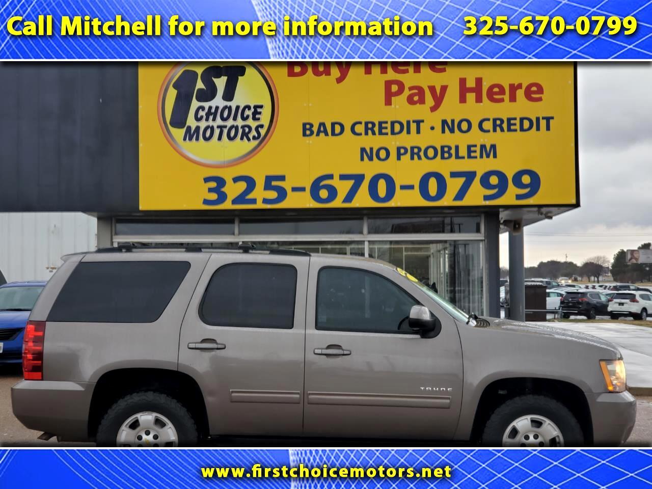 Chevrolet Tahoe LS 2WD 2011