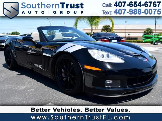 2013 Chevrolet Corvette GS Convertible 3LT