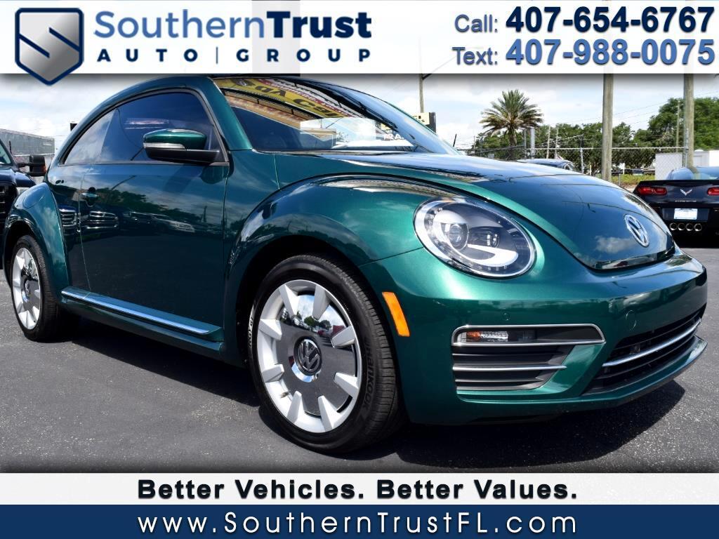 2017 Volkswagen Beetle 1.8T SE Auto