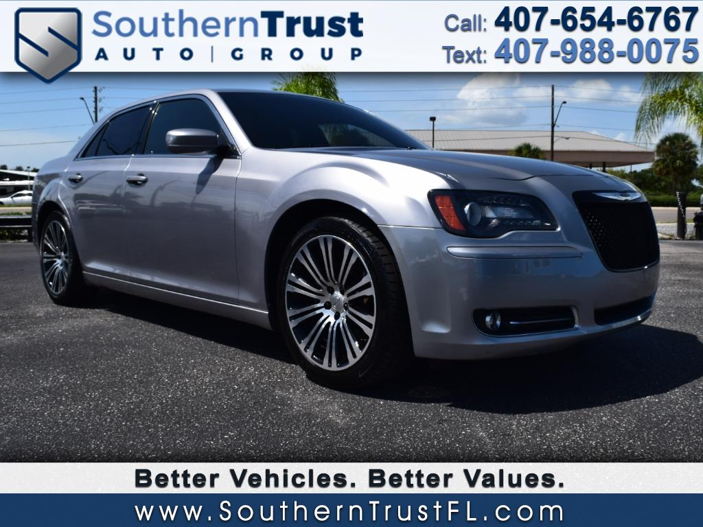 2013 Chrysler 300 4dr Sdn 300S RWD