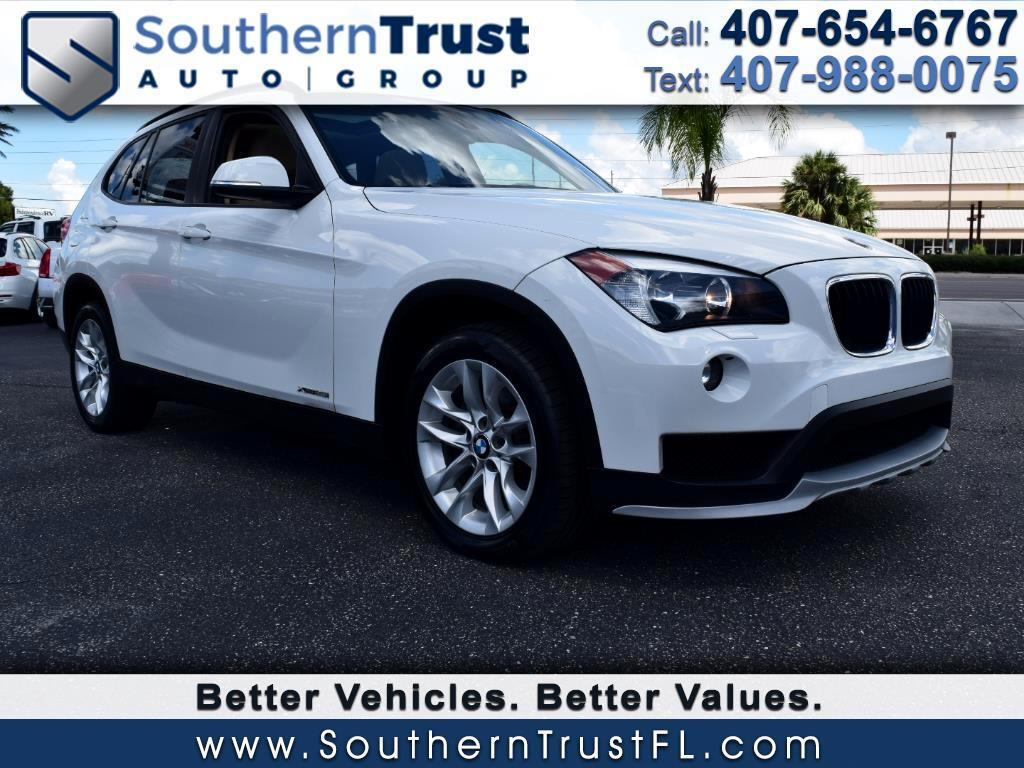 2015 BMW X1 AWD 4dr xDrive28i