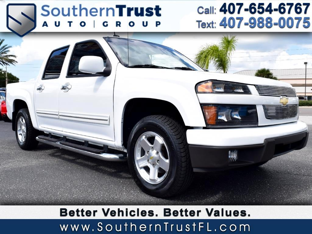 2012 Chevrolet Colorado 2WD Crew Cab LT w/1LT