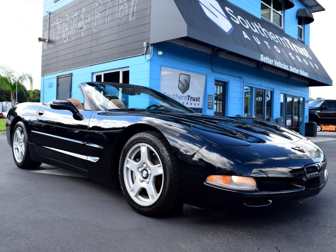 1998 Chevrolet Corvette 2dr Convertible