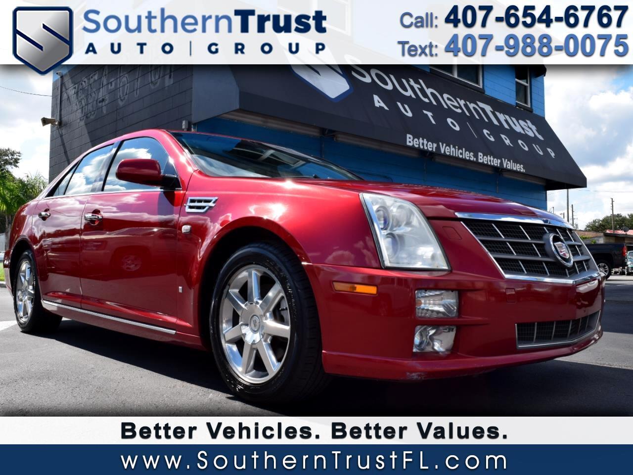 2009 Cadillac STS 4dr Sdn V8 RWD w/1SE