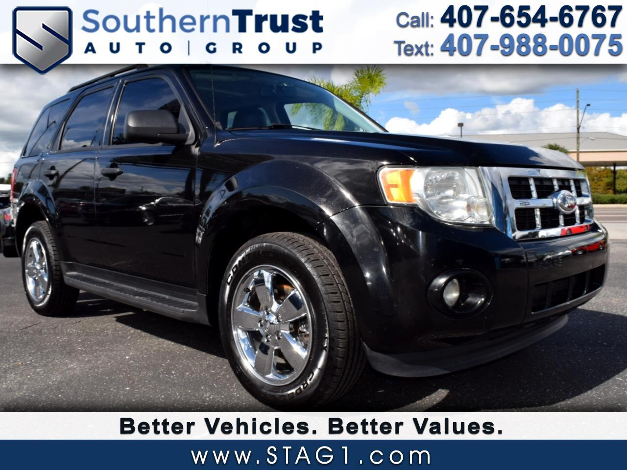 2011 Ford Escape FWD 4dr XLT