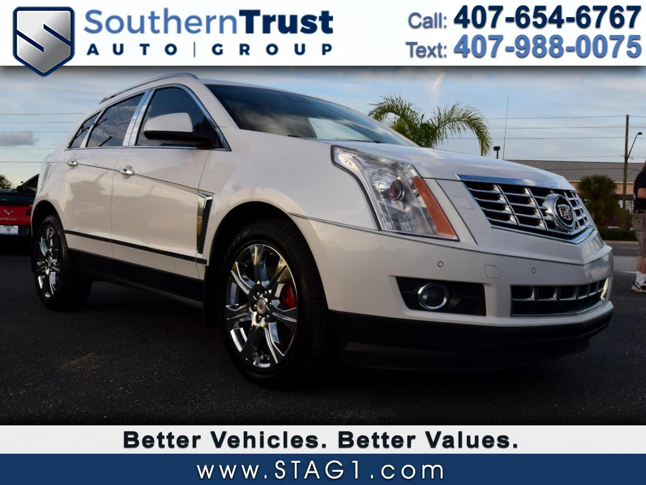 2013 Cadillac SRX FWD 4dr Premium Collection