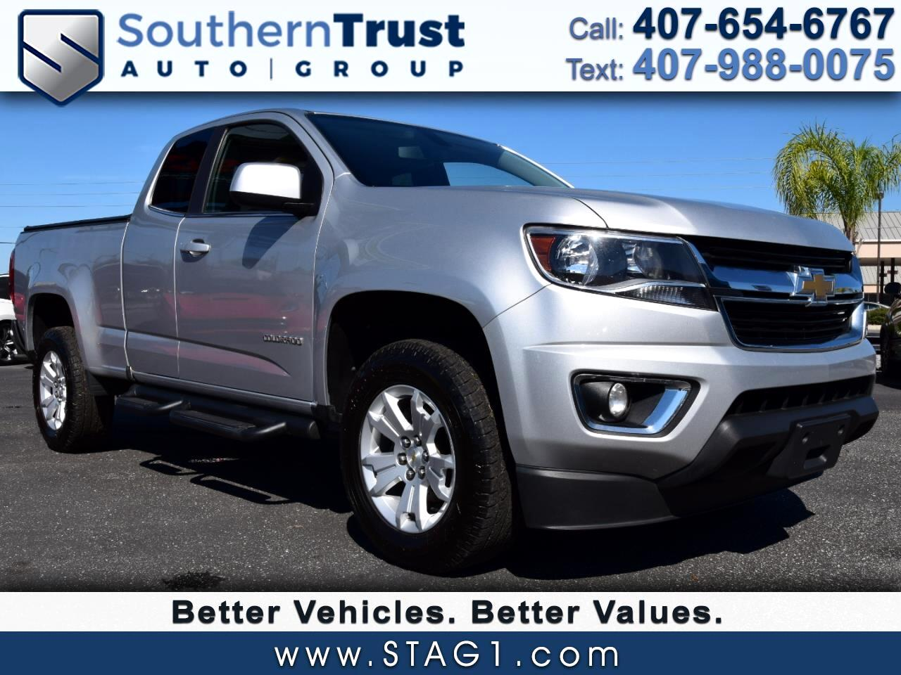 "2015 Chevrolet Colorado 2WD Ext Cab 128.3"" LT"