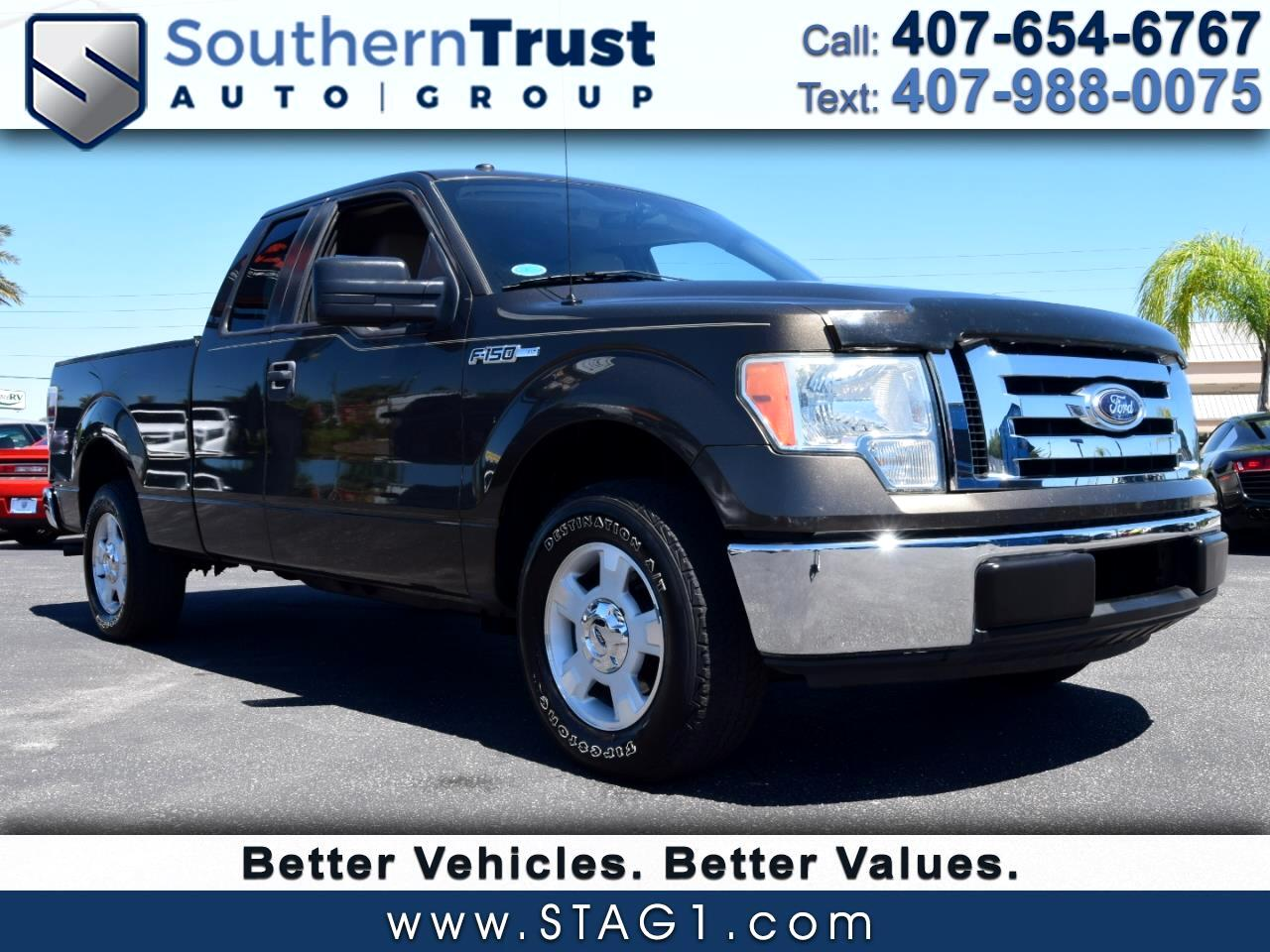 2009 Ford F-150 2WD SuperCab 145
