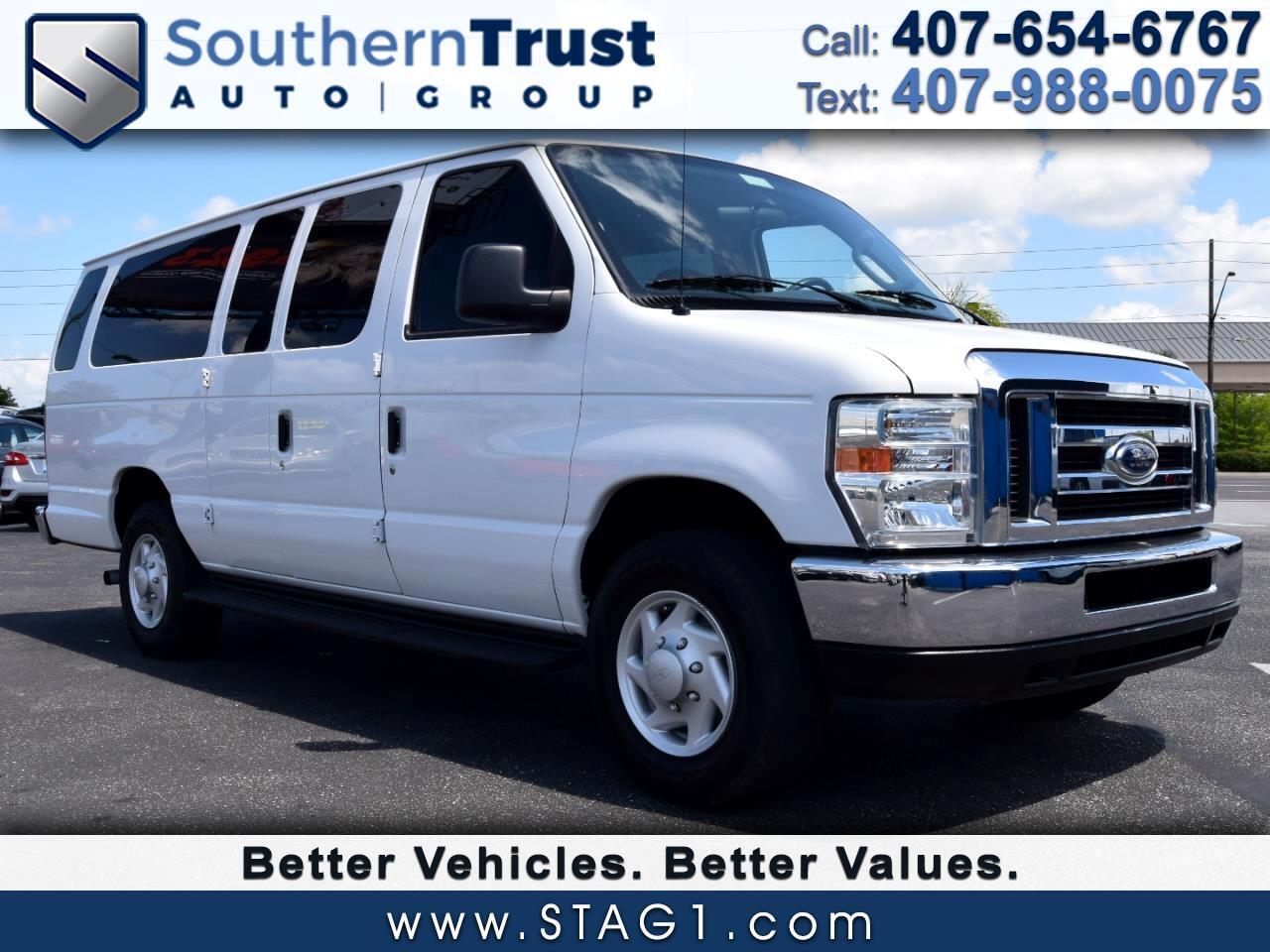 2008 Ford Econoline Wagon E-350 Super Duty Ext XLT