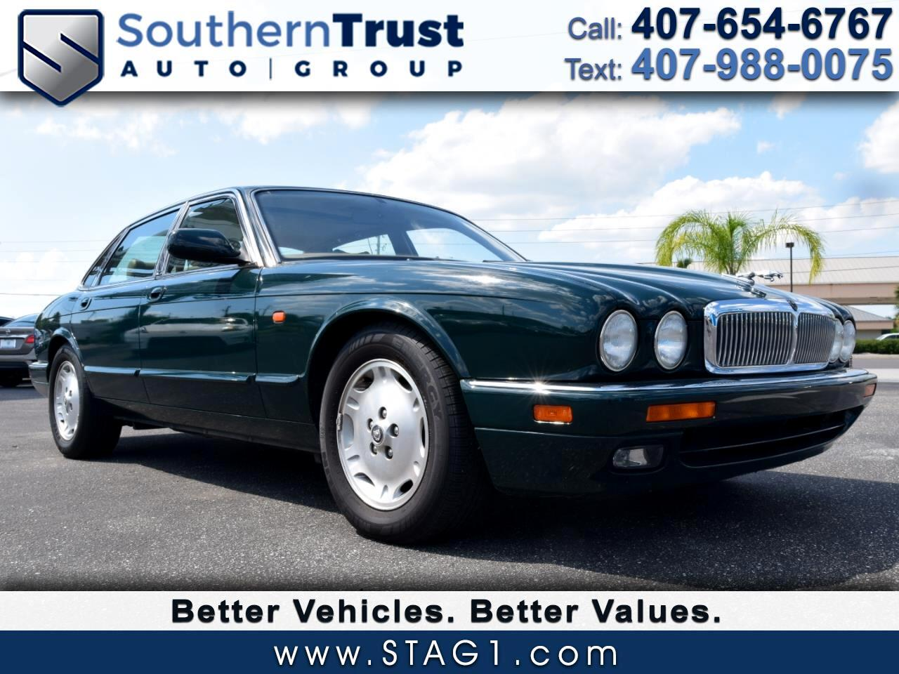 Jaguar XJ Series Sedan 4dr Sdn 4.0L 1996