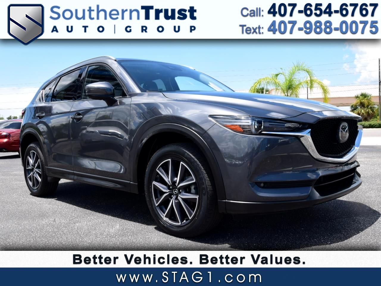 Mazda CX-5 Grand Touring FWD 2018