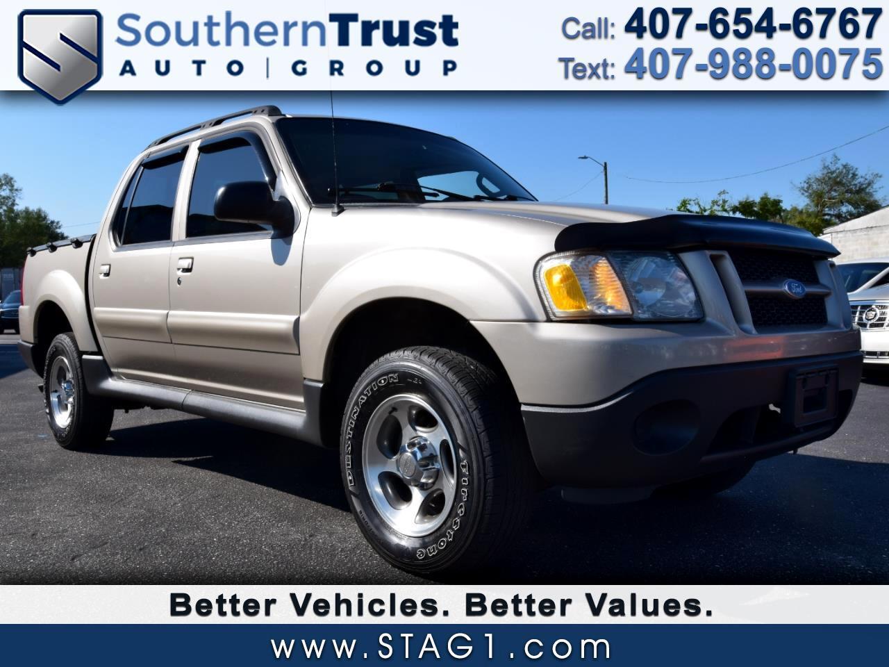 "Ford Explorer Sport Trac 4dr 126"" WB XLT Premium 2004"