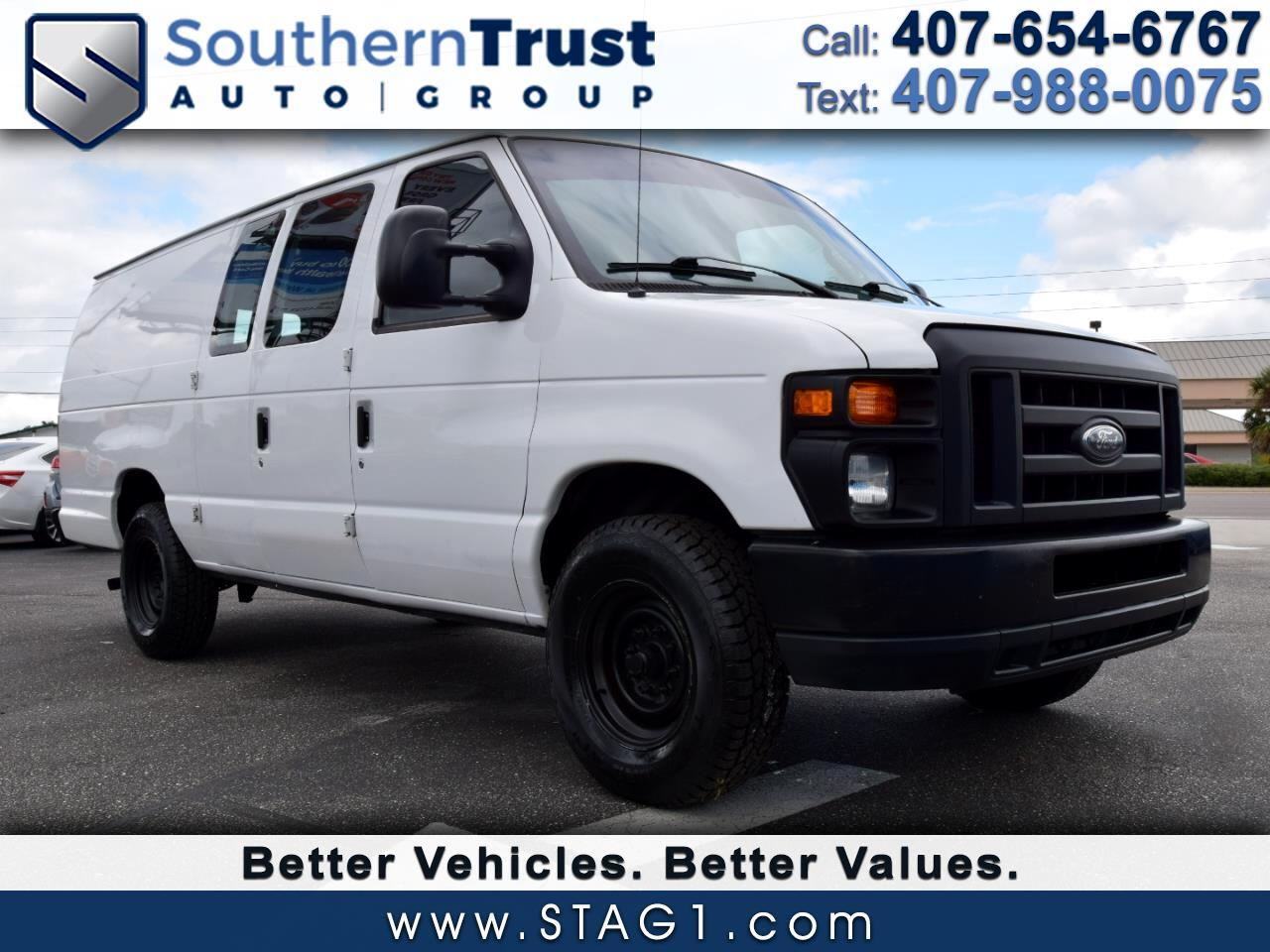 Ford Econoline Cargo Van E-250 Ext Recreational 2010
