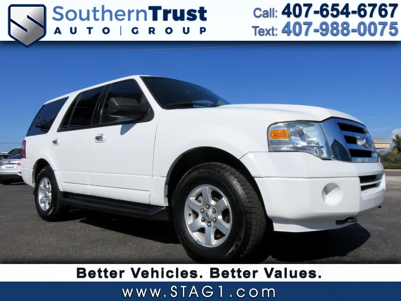 Ford Expedition 4WD 4dr XLT 2010