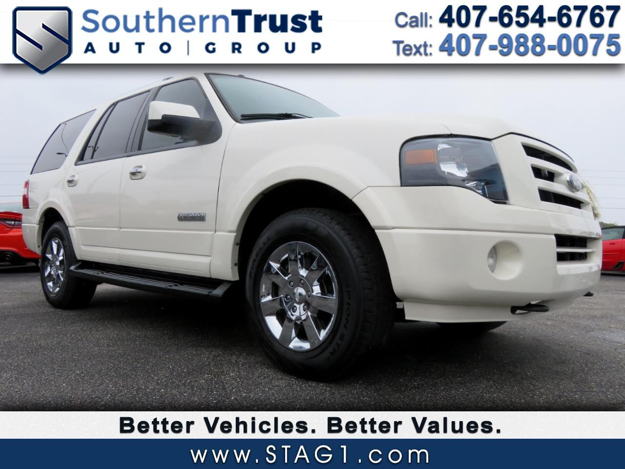 Ford Expedition 4WD 4dr Limited 2008