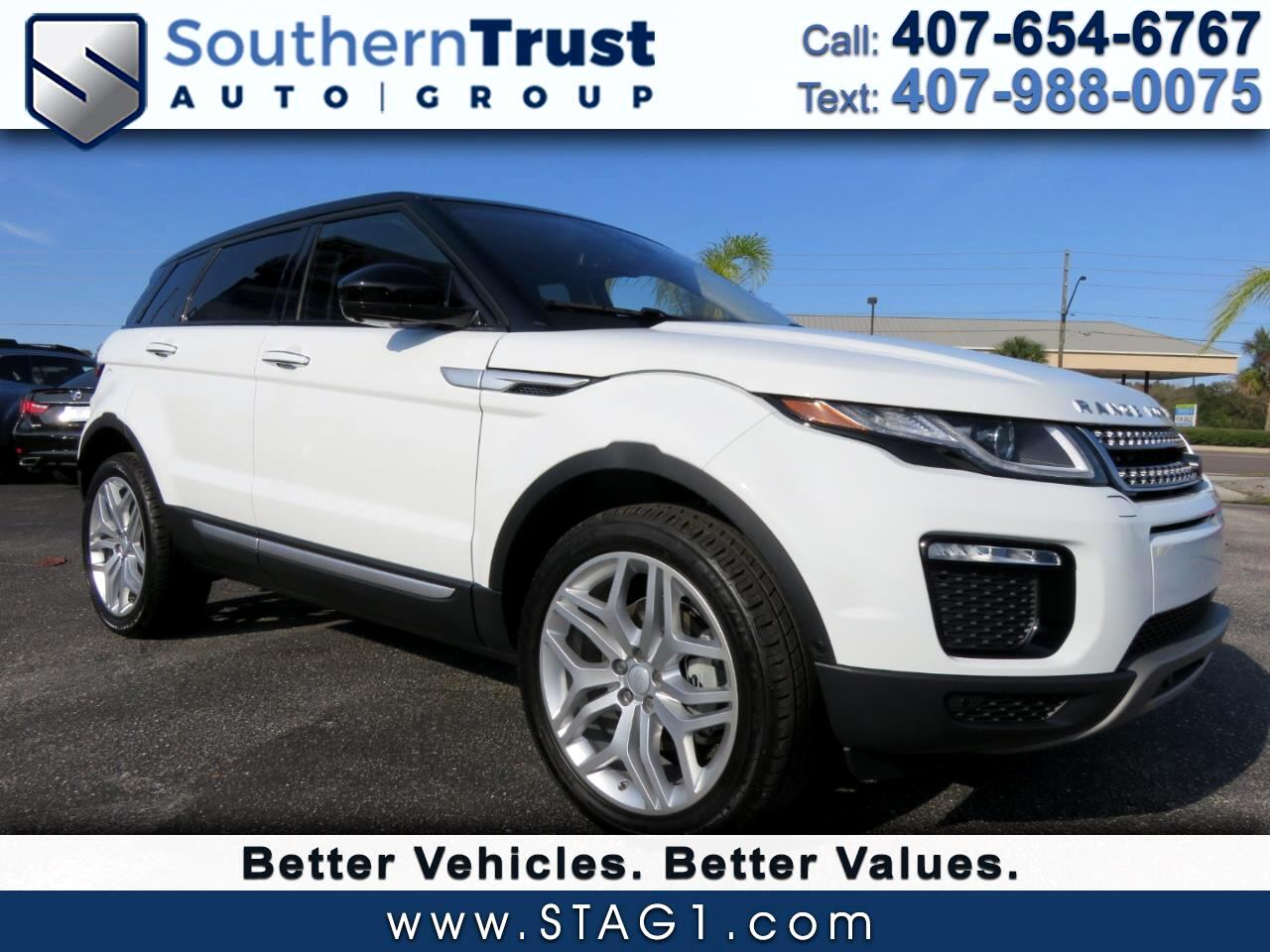 Land Rover Range Rover Evoque 5 Door HSE 2018