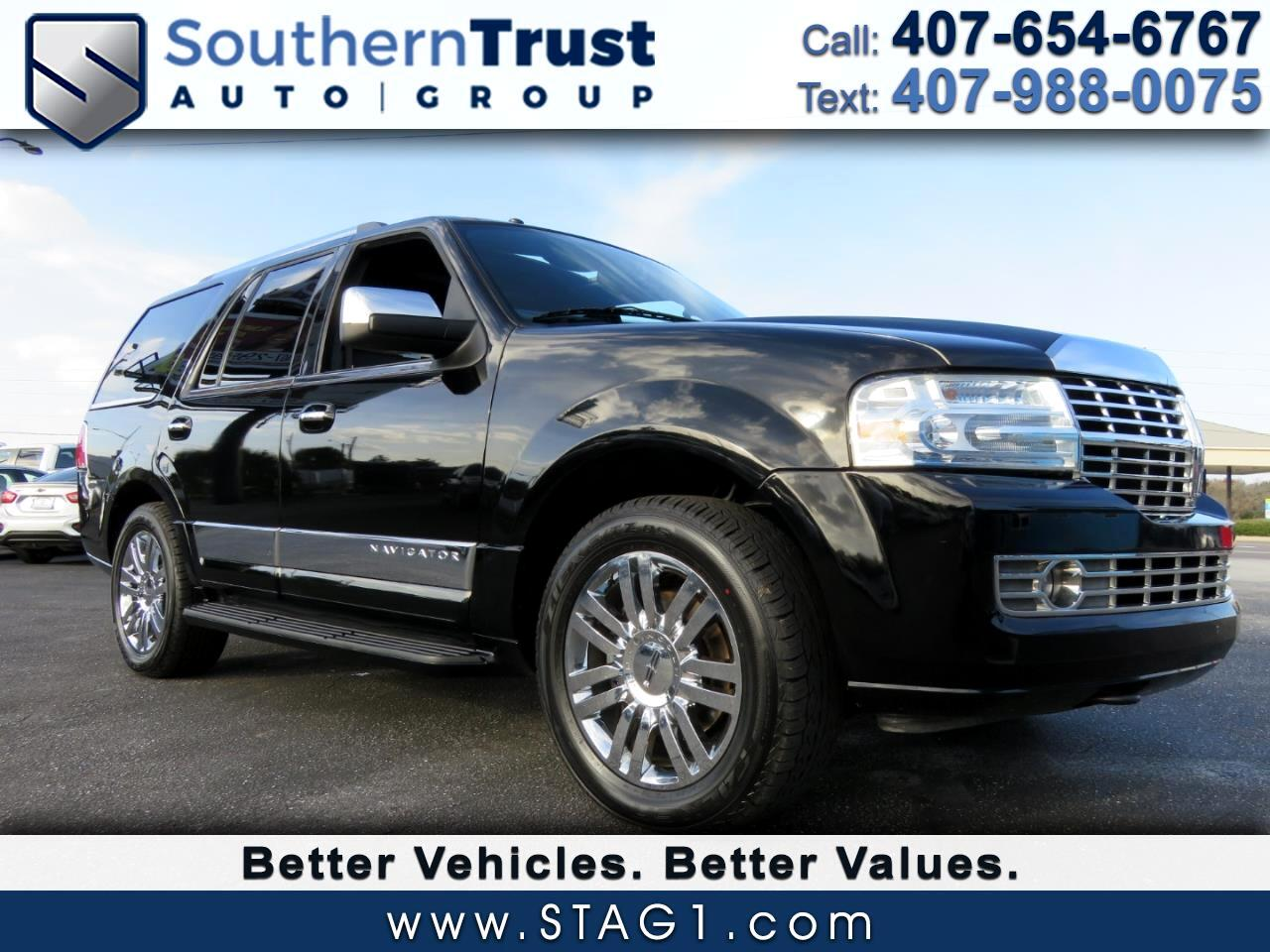 Lincoln Navigator 4WD 4dr 2007