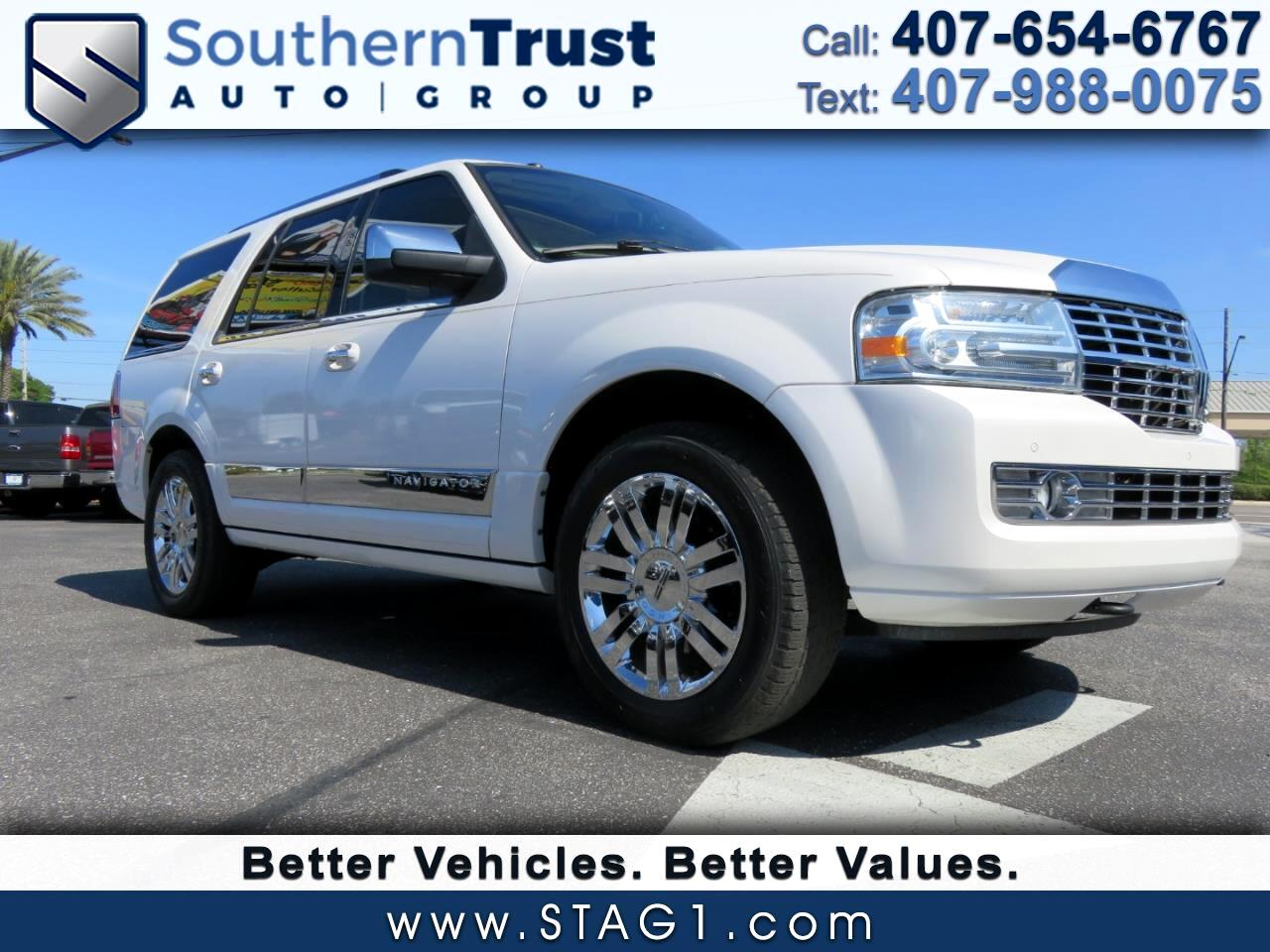 Lincoln Navigator 2WD 4dr 2010