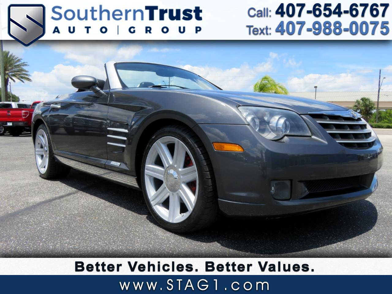 Chrysler Crossfire 2dr Roadster Limited 2005