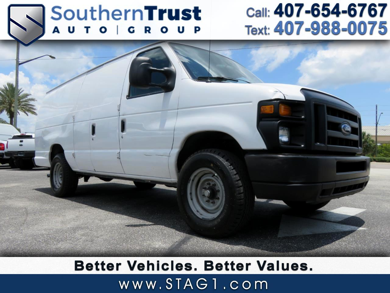 Ford Econoline Cargo Van E-250 Ext Recreational 2014